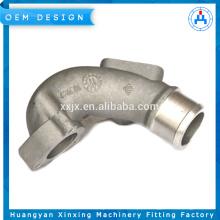 Usinagem CNC & parte de alumínio Comparar Personalizar, fundição, usinagem, Fundição por gravidade, bico de combustível, A356 T6,