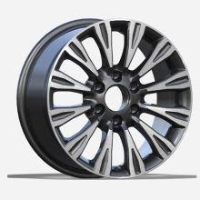 Alloy Nissan Replica Wheel 17x8 6x139.7 Gunmetal