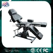 Großhandelspreis Tattoo Stuhl, schöne Design Tattoo Stuhl, hydraulische Kosmetik Gesicht Bett