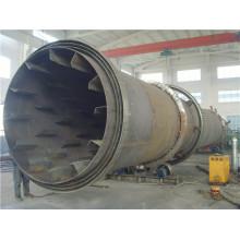 Secador de tambor giratório da série Três de Hzg