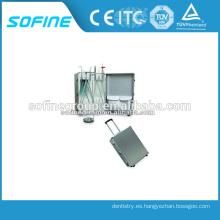 Unidad dental portable de la aprobación caliente del CE de la venta para los médicos
