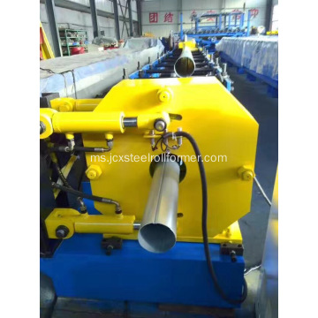 roll downspout pipe roll forming machine