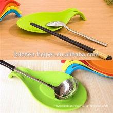 Chef Qualidade FDA Cozinha Standard Spoon Rest