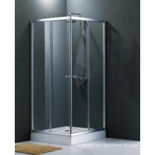 Precio competitivo ducha de cristal ducha (B12)