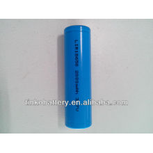 powerful li-ion battery 18650 from big facotry
