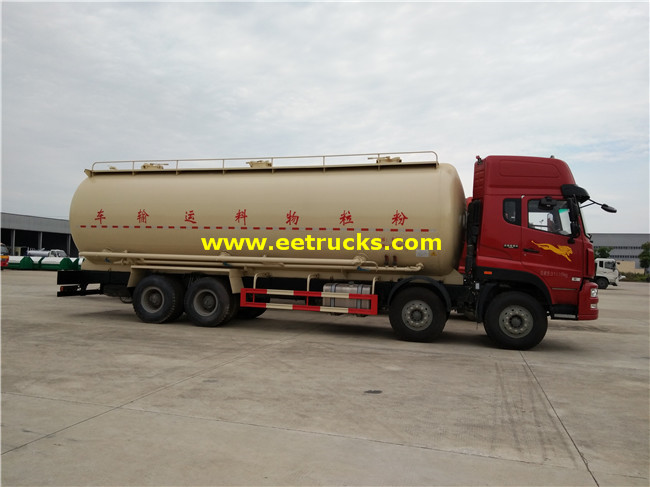 12 Wheel Cement Tanker Trucks