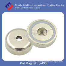 High Quality Durable Top Sale Neodymium Pot Magnet