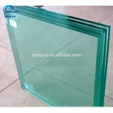 Precio barato proveedor de China de la hoja 3m m-19m m del vidrio del flotador del precio barato