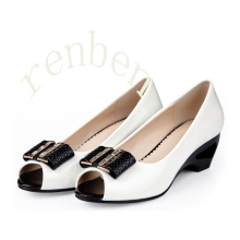 Sapatos de balé casuais novas chegam quente das mulheres
