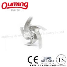 Pompe de précision haute précision en acier inoxydable pour l'eau