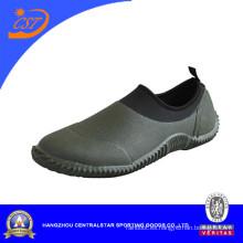 Zapatos de jardín de neopreno azul de moda (80408)