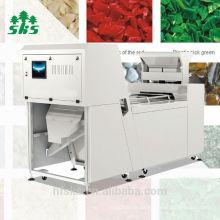 Novo design caju ccd máquina de triagem de cores / primas castanhas de caju classificador de cor