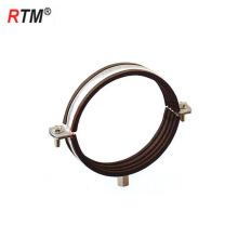 B17 m8+10 welding type pipe clamp professional hanging pipe clamp