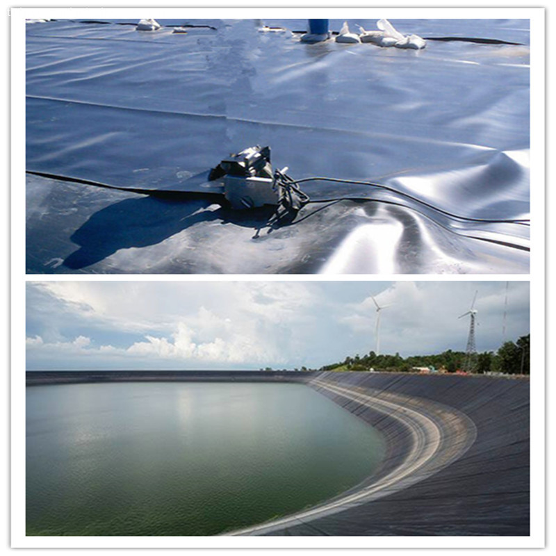 high density geomembrane liner