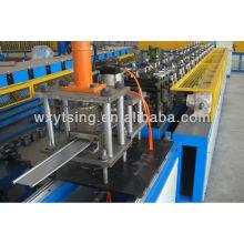 Completo automático Machinary YTSING-YD-0386 Obturador Slat Roll Metal que forma la máquina