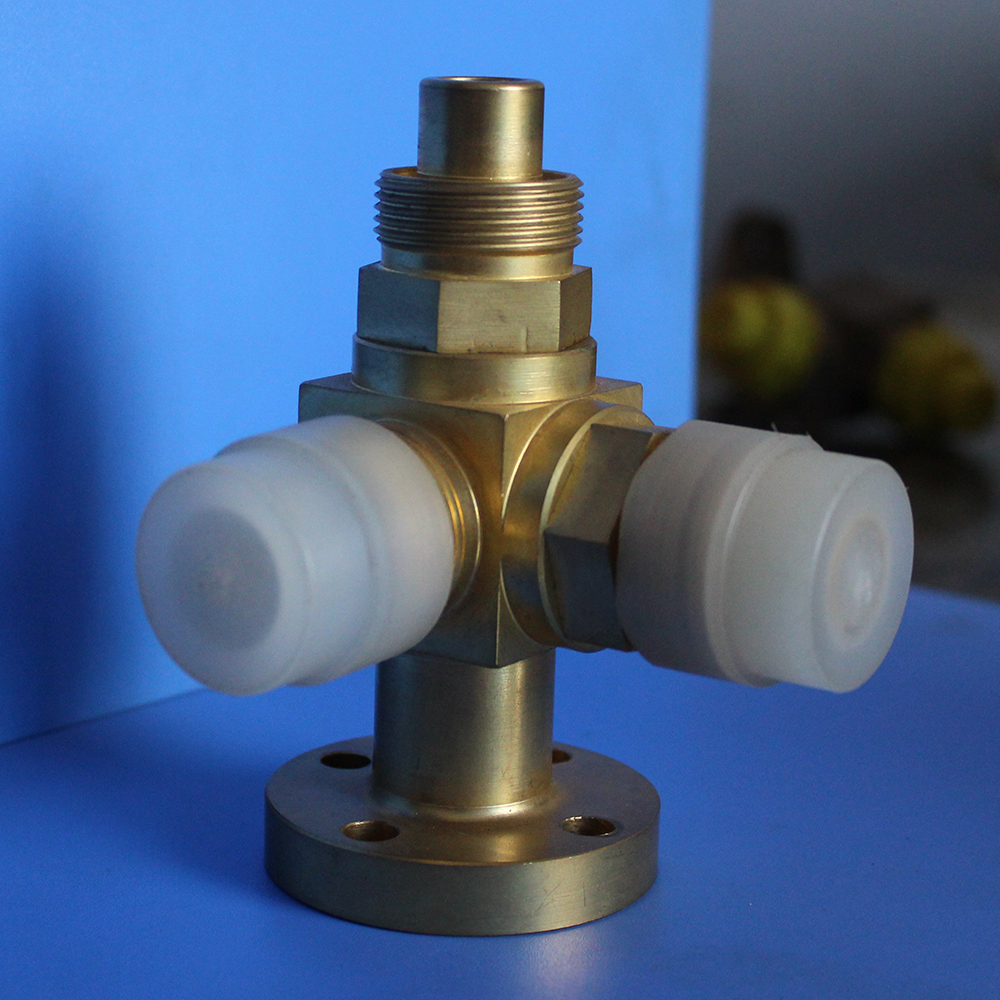 cast copper valve