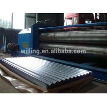 Antique glazed galvanized corrugated roofing steel sheet