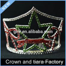 Günstige Königin Star Tiara Krone zum Verkauf