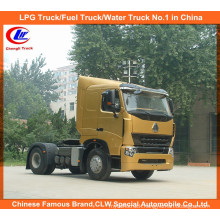 HOWO A7 4X2 Prime Mover, Tractor Truck