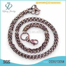 Special pearl chain necklace,jewelry long neck chains for men designs