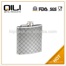 7oz stainless steel hip flask YGC-G07 birthday gift