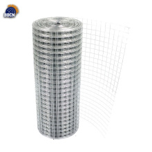 square hole bird cage welded wire mesh roll