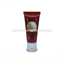 Hot Sales 50ml Red BB Cream Plastic Tube For Cosmetic