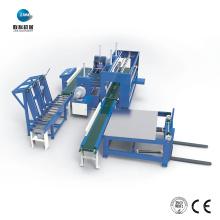 Вакуумная упаковочная машина для текстильных рулонов