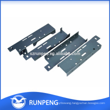 Sheet metal zinc plated stamping parts