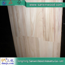 High Quality Paulownia Finger Joint Panel Board