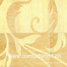 Papel de parede de bambu