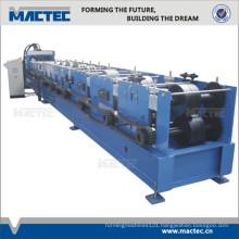 High quality fast auto cz purlin roll forming machine