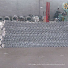 Factory Price Electric Galvanized Chain Link Fence