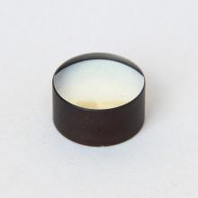 Lentille de collimateur en verre optique Fisheye coloré