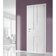 5mm MDF Finger-Joint Softwood White Primer Flush Door