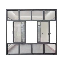WANJIA windows aluminum sliding aluminum doors and windows  aluminum windows