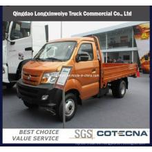 Camión de carga ligera Sinotruk 4X2 63HP 3500kg