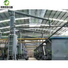 Combustível para produção de pirólise de diesel da planta de resíduos de plástico vendido Relatório completo
