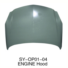 Engine Hood For OPEL