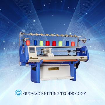 casquillo que hace punto fabricante de la máquina, máquina de suéter para precio de venta