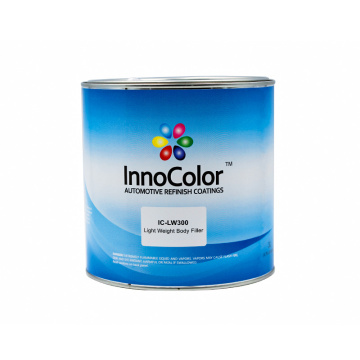 InnoColor Autolack 2K BPO Putty Light Weight Body Filler