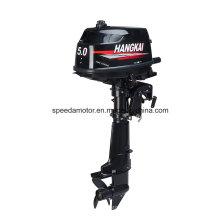 Hangkai 5HP 2 Stroke Outboard Motor for Boats Sale