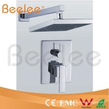 Concealed Rainfall Square Shower Set /Bathtub Faucet/ Bathroom Set