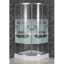 Einfaches Duschbad mit Linie (E-03CT)