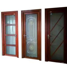 New Style  design 1.4mm thickness nigeria aluminium toilet door