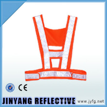 chaleco de seguridad de cinta reflectiva de 5cm de niño alta visibilidad / ropa