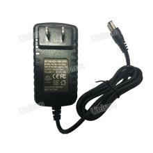 Spare 12V 1.5A 18W Us Adaptador de corriente alterna estándar