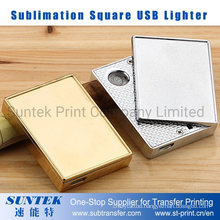 Sublimation Blank Square USB Lighter