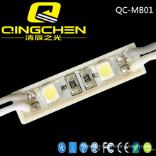 White Injection Full Color Light Display LED Modules