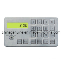 Dispensador de combustible marca Zcheng Computer Metal Keyboard